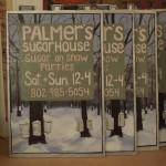 Vermont Maple Palmers Sugrahouse